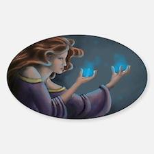 Magic Sticker (Oval)