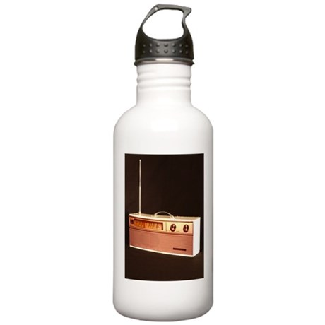Radio Stainless Water Bottle 1.0L