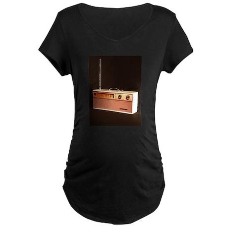 Radio Maternity Dark T-Shirt