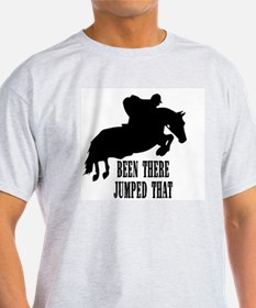 been there, jumped that T-Shirt