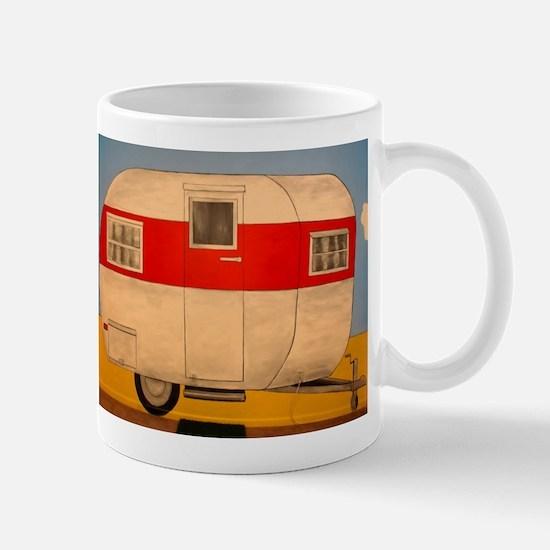Camper Ham Mug