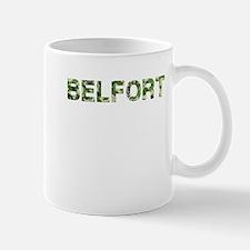 Belfort, Vintage Camo, Mug