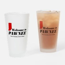 Funny Recreation Drinking Glass