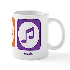 Eat Sleep Music Mug