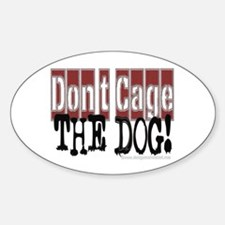In The News Oval Decal