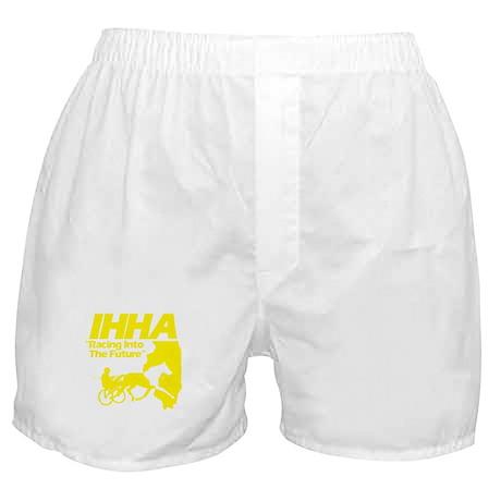 IHHA Yellow Logo Boxer Shorts