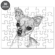 Chihuahua-Short Hair Puzzle