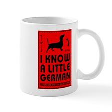 little_german_black Mugs