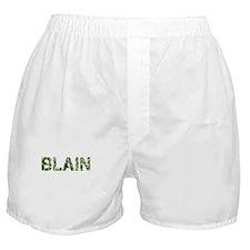 Blain, Vintage Camo, Boxer Shorts