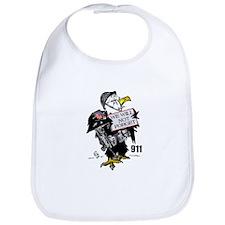 Remember 911 Eagle Bib