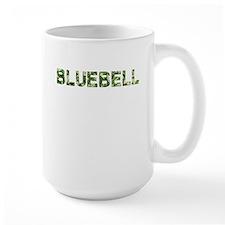 Bluebell, Vintage Camo, Mug