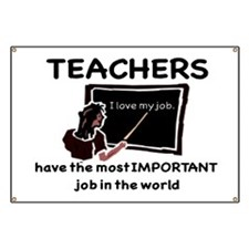 Most Important Job Banner