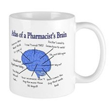 Cute Pharmacist Mug