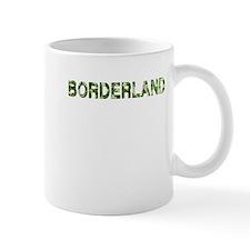 Borderland, Vintage Camo, Mug