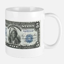 $5 Indian Chief Mug