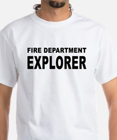 Fire explorer t shirts shirts tees custom fire for On fire brand t shirts