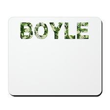Boyle, Vintage Camo, Mousepad