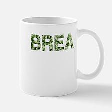 Brea, Vintage Camo, Mug