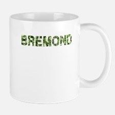 Bremond, Vintage Camo, Mug