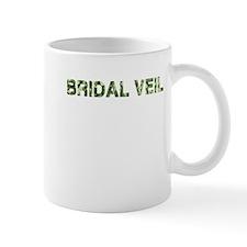 Bridal Veil, Vintage Camo, Mug