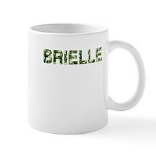 Brielle, Vintage Camo, Mug