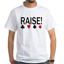 """Say """"Raise!"""" Poker Shirt"""