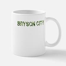 Bryson City, Vintage Camo, Mug
