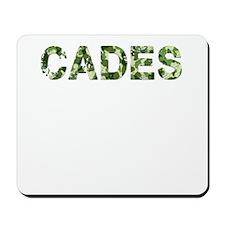 Cades, Vintage Camo, Mousepad