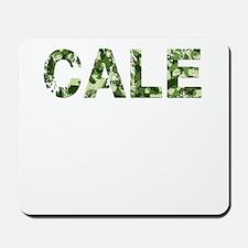 Cale, Vintage Camo, Mousepad