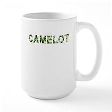 Camelot, Vintage Camo, Mug