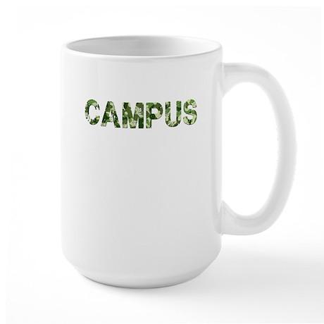 Campus, Vintage Camo, Large Mug