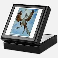 Protarcheopteryx Dinosaur Keepsake Box