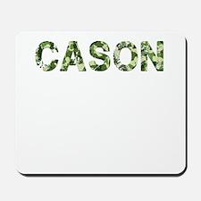 Cason, Vintage Camo, Mousepad
