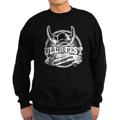 Ullr Fest Old Circle Sweatshirt (dark)