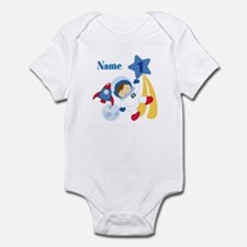 Personalized 1 Astronaut Infant Bodysuit