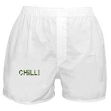 Chilli, Vintage Camo, Boxer Shorts