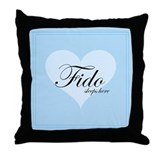 Personalised pillow Throw Pillows