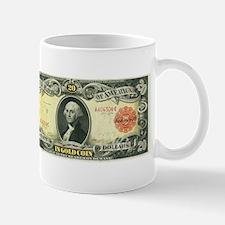 $20 Technicolor Mug