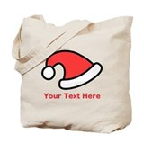 Christmas Canvas Totes
