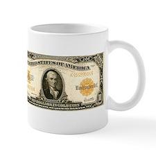 $10 Gold Certificate Small Mug