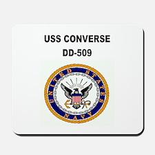 USS CONVERSE Mousepad