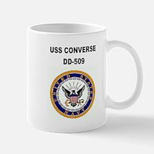 USS CONVERSE Mug