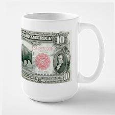$10 Bison Note Mug