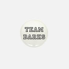 Team Barks Mini Button (10 pack)