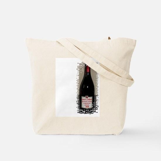 VINOS DE CUBA Tote Bag