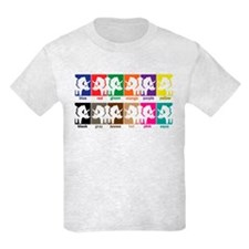 Dinosaur Colors T-Shirt