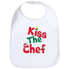 Kiss The Chef Bib