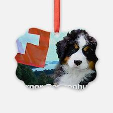 Berner Sennenhunde Ornament