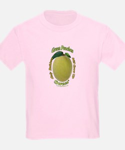 Ruthless Green Peaches T-Shirt