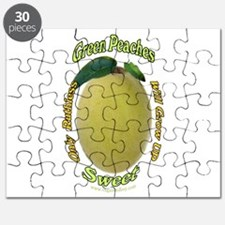 Ruthless Green Peaches Puzzle